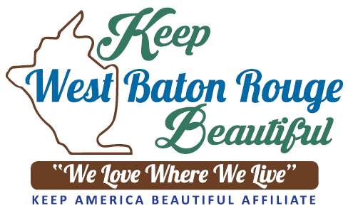 Keep West Baton Rouge Beautiful We Love Where We Live Keep America Beautiful Affiliate (JPG)