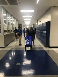 Port Allen High School Recycling Program