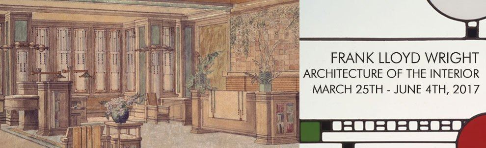 Frank Lloyd Wright - Architecture of the Interior