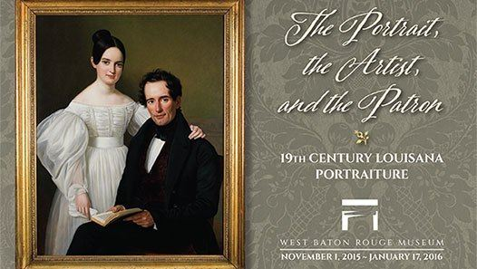 The Portrait, the Artist and the Patron
