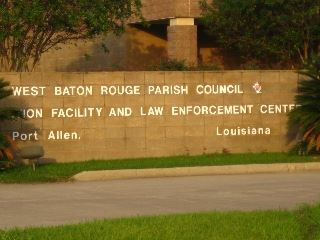 West Baton Rouge Parish Council Detention Facility and Law Enforcement Center
